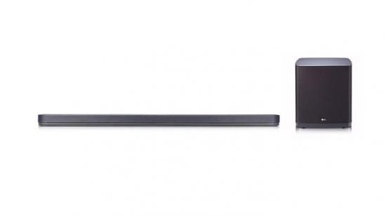 BARRASONIDO LG SJ9 5.1.2 DOLBY ATMOS 500W 4K SOUND