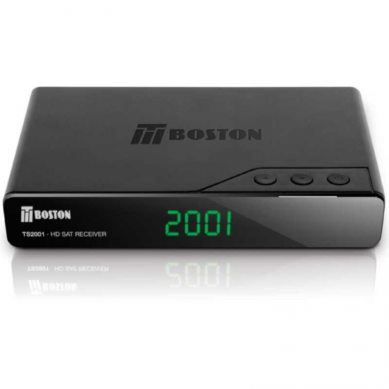 SINTONIZADOR BOSTON TS2001 FULL HD SATELITE WIFI