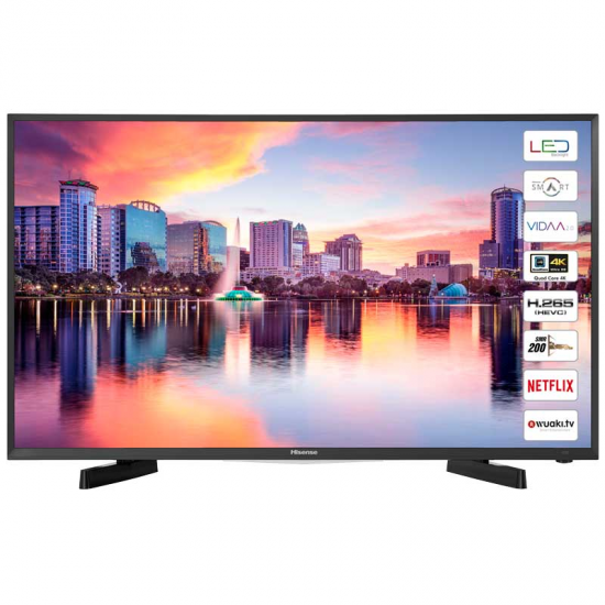 TV HISENSE 32 32M2600 HD SMARTV WIFI