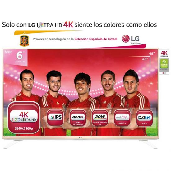 TV LG 43 43UF6907 UHD web2