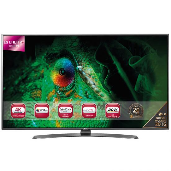 TV LG 55 55UH661V UHDPRIME 1700hz STV WEB3 HDRPRO