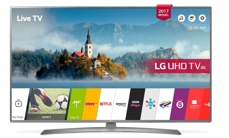 TV LG 55 55UJ670V UHD WEB3.5 HDR10