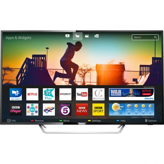 TV PHILIPS 65 65PUS6162 UHD STV WIFI 900PPI HDR
