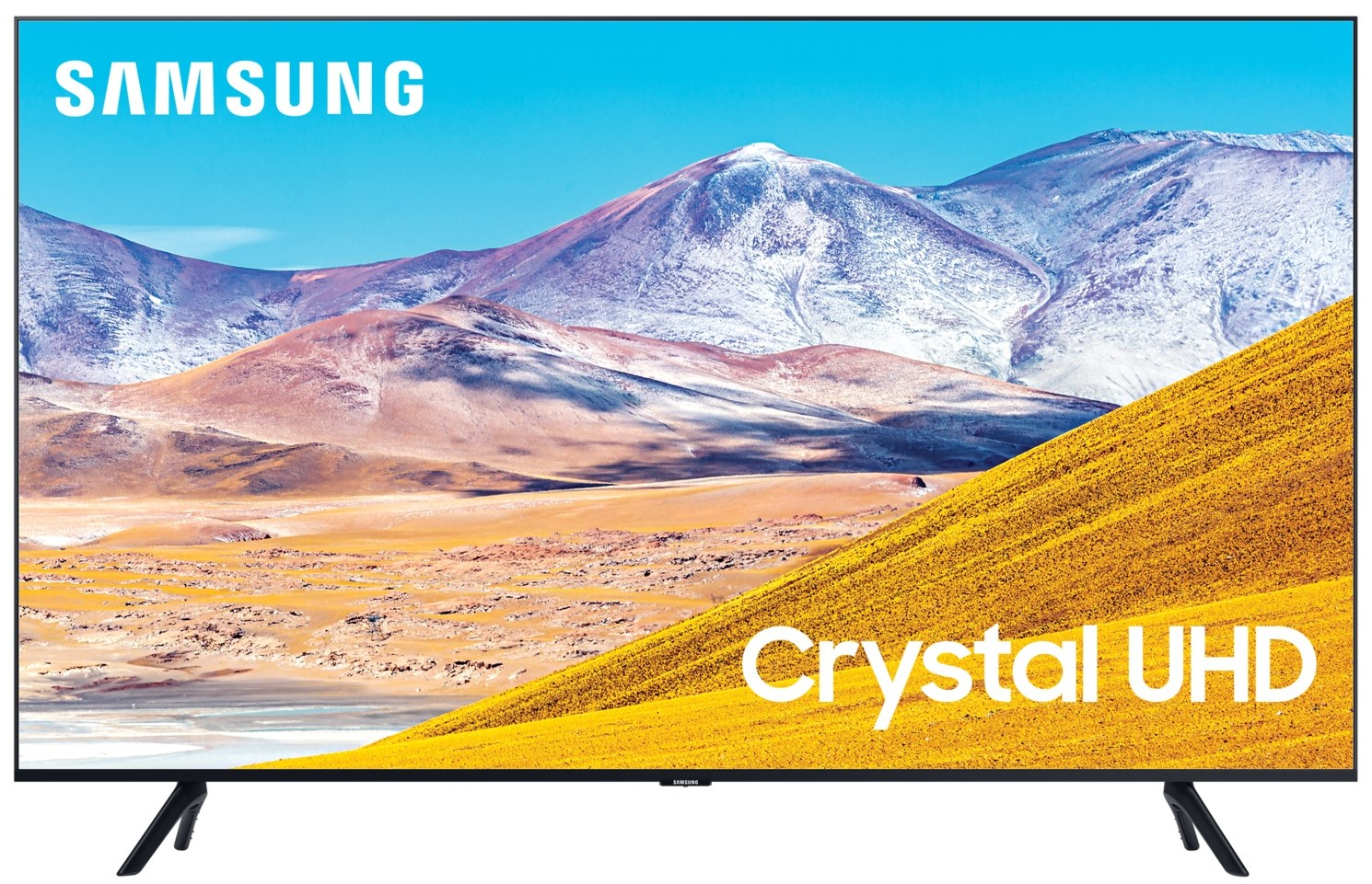 TV CRYSTAL UHD SAMSUNG UE55TU8005KXXC