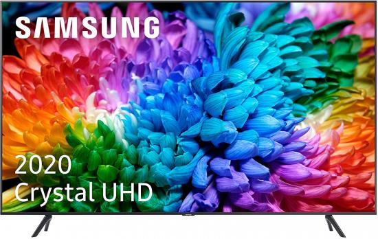 TV CRYSTAL UHD SAMSUNG UE50TU7105KXXC
