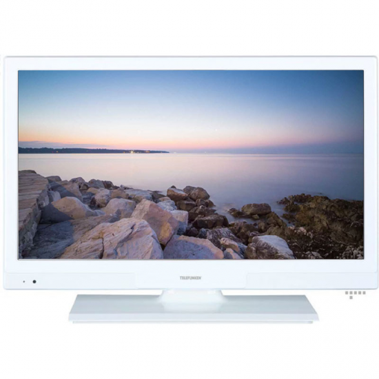 TV TELEFUNKEN 20 20DTH401W HD BLANCO PEANA