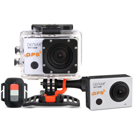 VIDEOCAM DENVER ACG- 8050W CON GPS LCD 2