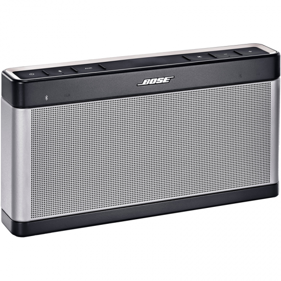 ALTAVOZ BOSE SOUND LINK WIRELESS SERIE III GRIS