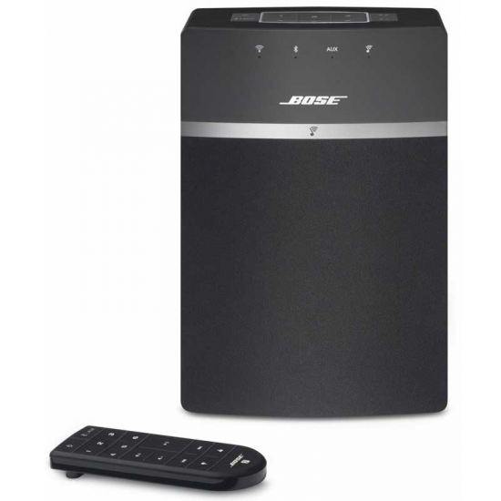 ALTAVOZ BOSE SOUND TOUCH 10 NEGRO WIFI BLUETOOTH