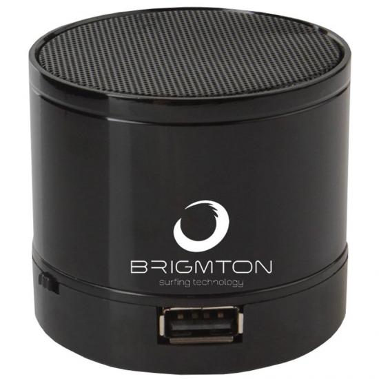 ALTAVOZ BRIGMTON BAMP-703 NEGRO