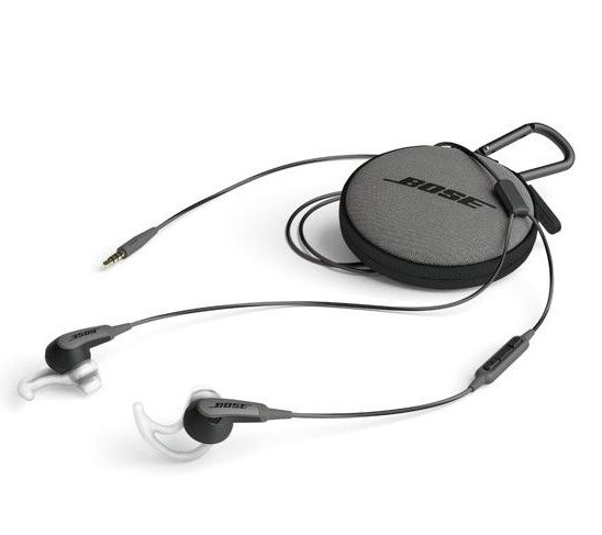 AURICULARES BOSE SOUND SPORT IE AND NEGRO