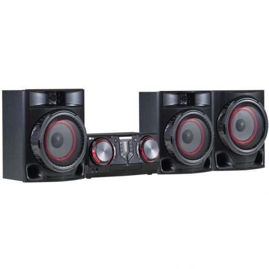 CADENA LG CJ45 POWER 720W AUTO DJ KARAOKE STAR