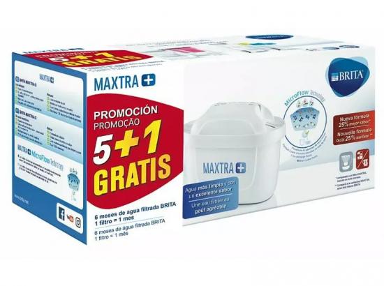 RECAMBIO JARRA BRITA PACK 5+1