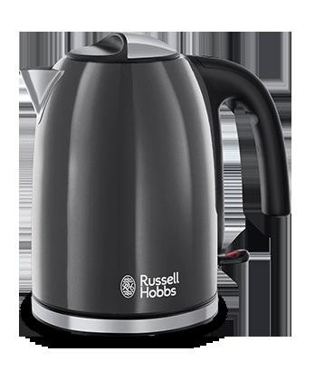 HERVIDOR RUSSELL HOBBS 20414-70 COLOURS PLUS+GRIS