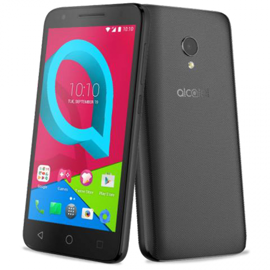 TELEFONO LIBRE ALCATEL 5047D 4G HD 5 1/8 BLACK