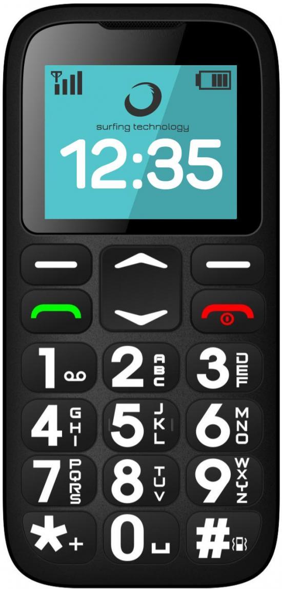 TELEFONO LIBRE BRIGMTON BTM-1 RADIO BLUETOOTH SOS