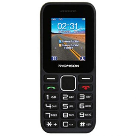 TELEFONO LIBRE THOMSON TLINK T11 COLOR NEGRO