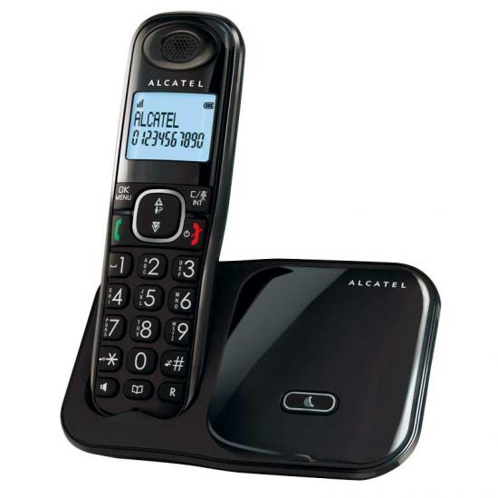 TELEFONO ALCATEL VERSATIS XL 280 DECT TECLAS GRANDES