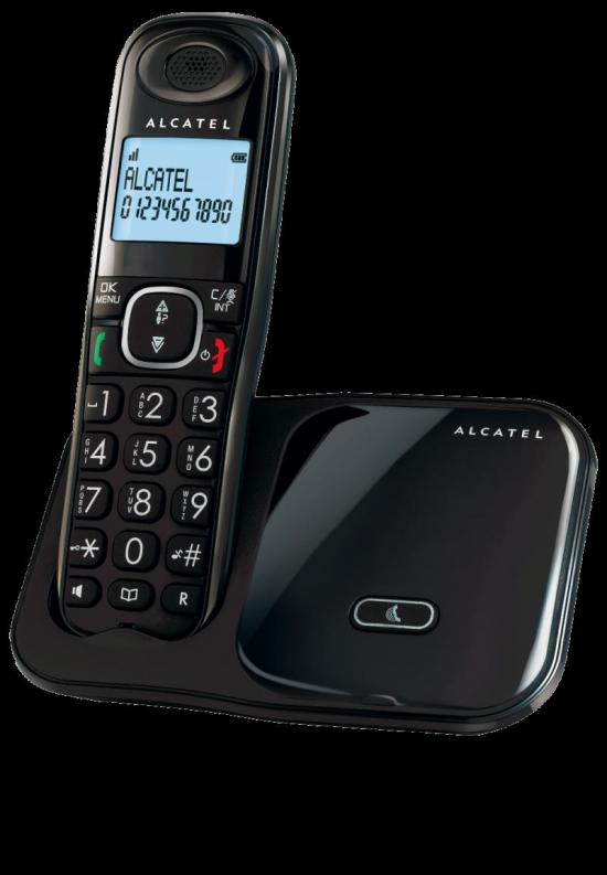 TELEFONO ALCATEL VERSATIS XL 280 DUO DECT TE. GRAN