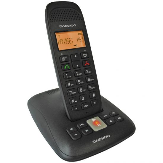 TELEFONO DAEWOO DTD-2100 CONTESTADOR DIGITAL