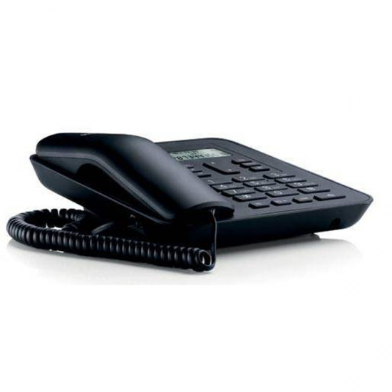 TELEFONO MOTOROLA SOBREMESA CT320 NEGRO