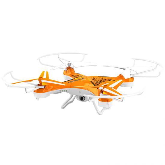 DRON BRIGMTON  400 4 EJES CAMARA HD 2GB+BAT+POWE