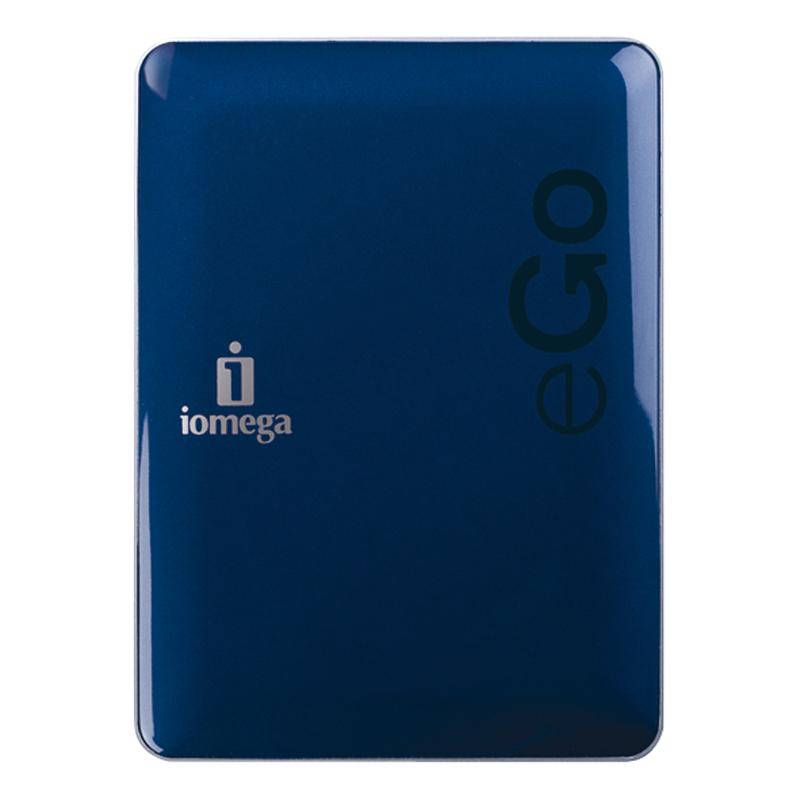 D. DURO IOMEGA eGO III 500GB BLUE 2,5