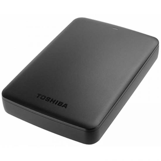 D. DURO TOSHIBA CANVIO BASICS 2,5 3TB NEGRO 3.0
