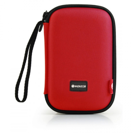 FUNDA WOXTER HD CASE 25 RED 2,5 ML26-073