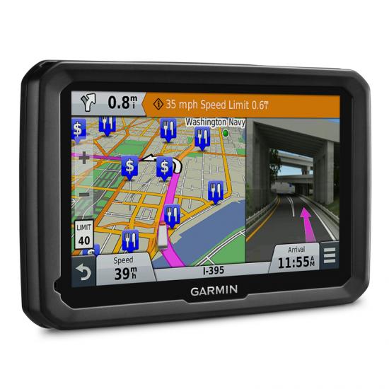 GPS GARMIN DEZL-770 LMT 7 CAMION EUROPA LIC.xVIDA