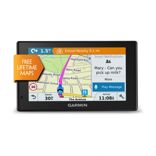 GPS GARMIN DRIVE SMART 50 LM SE 5 SOUTH EUROPE