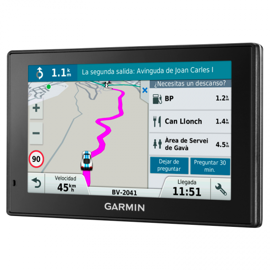 GPS GARMIN DRIVESMART 50 LM WE 010-01539-2C
