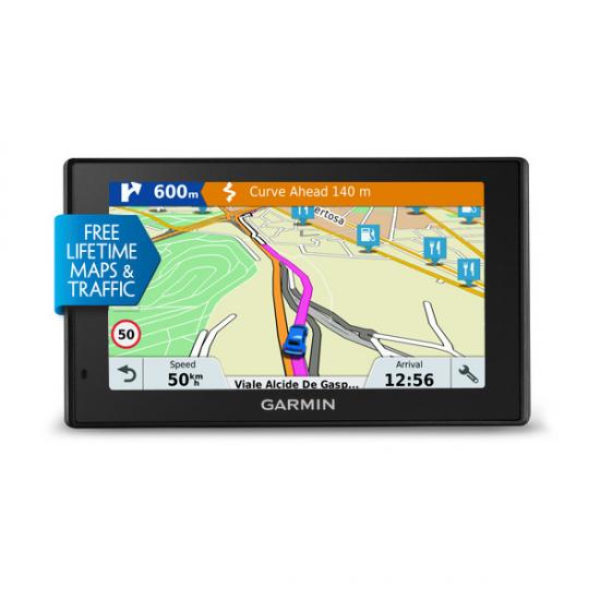 GPS GARMIN DRIVESMART 51 LMT-S 5 010-01680-2G
