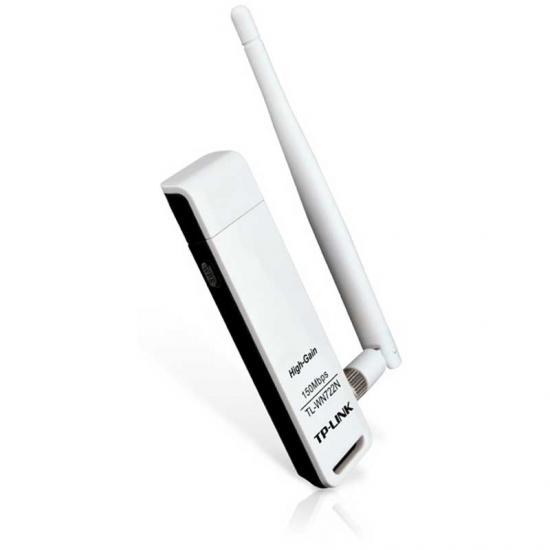 ADAPTADOR USB TP LINK TL-WN722N WL 150 N/G/B