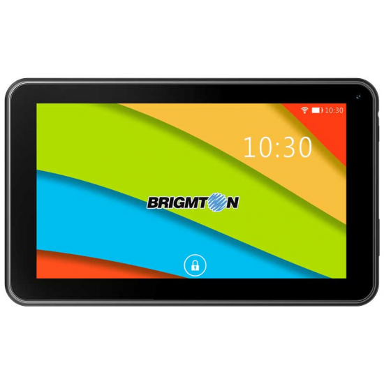 TABLET BRIGMTON BTPC-701 7QUAD CORE HD 4.4 BLACK