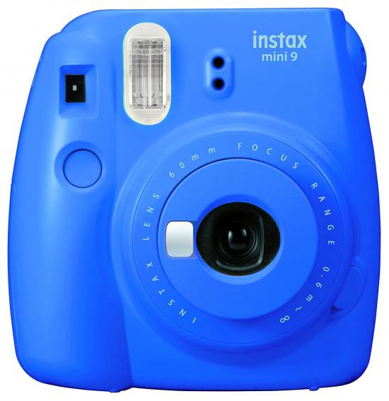 CAMARA FUJIFILM INSTAX 9 COBALT BLUE